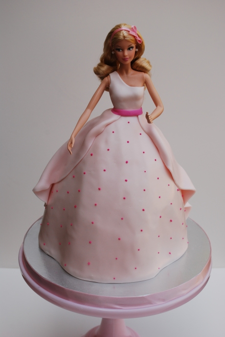 Sophia Barbie Cake