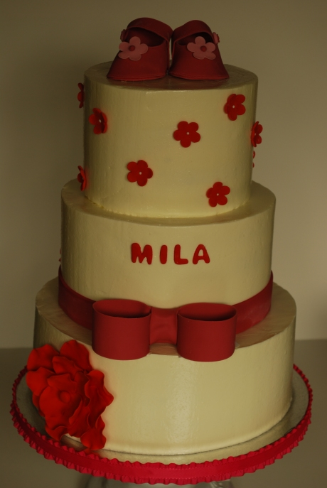 Baby Shower Mila