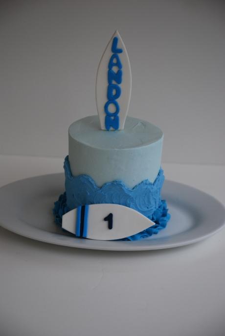 Surf Smach Cake