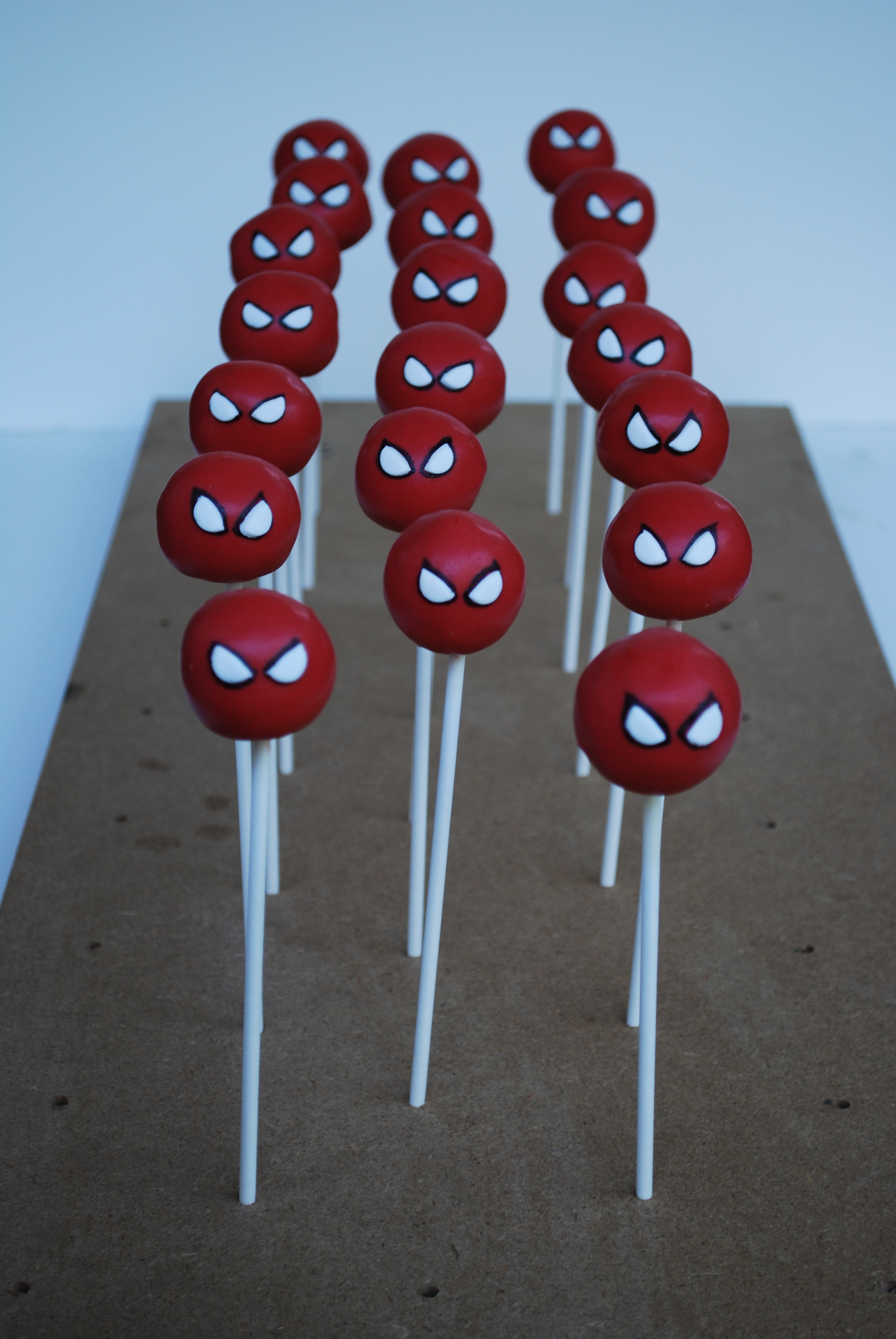 Spiderman Sweetworldofcakes